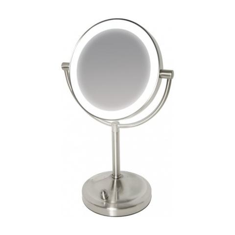 HOMEDICS Specchio Double-face illuminato