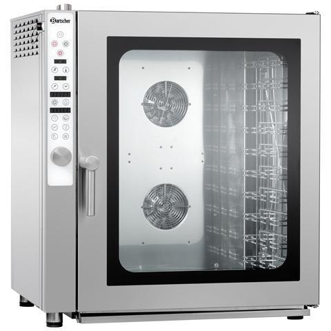 116530 Forno elettrico combinato a vapore E 10110 10 x 1/1 GN