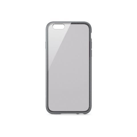 BELKIN Cover Air Protect Sheerforce per iPhone 6 Plus / 6s Plus Colore Grigio