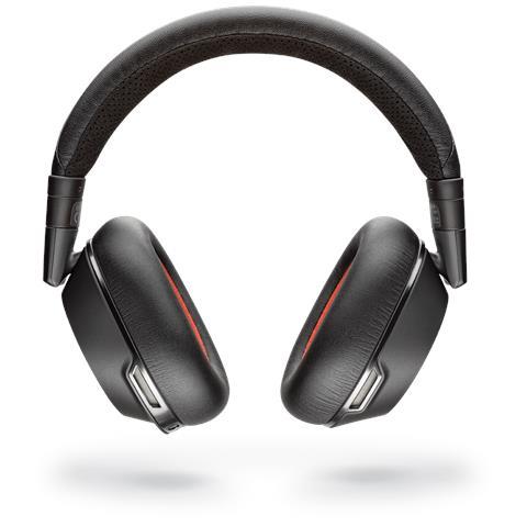 PLANTRONICS Cuffie Bluetooth con Microfono Colore Nero
