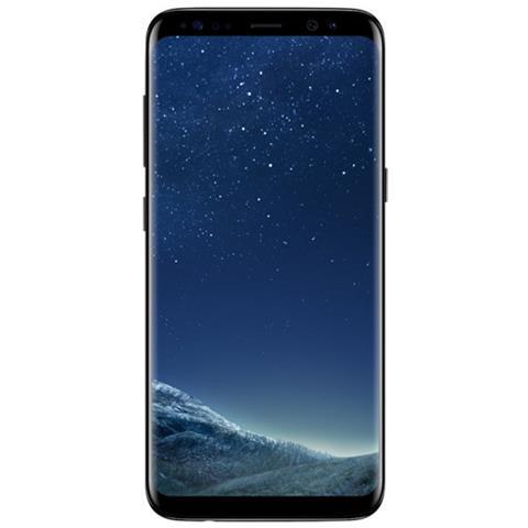 Image of Galaxy S8+ Nero Dual Sim Display 6.2'' Quad HD Octa Core Ram 4GB Storage 64GB +Slot Micro SD Wi-Fi + 4G / LTE Fotocamera 12Mpx Android - Europa