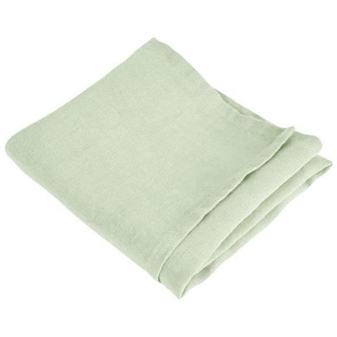 Vento Del Sud Asciugamano Di Tavolo Sinfonia 100% Lino–50x 50cm–tiglio
