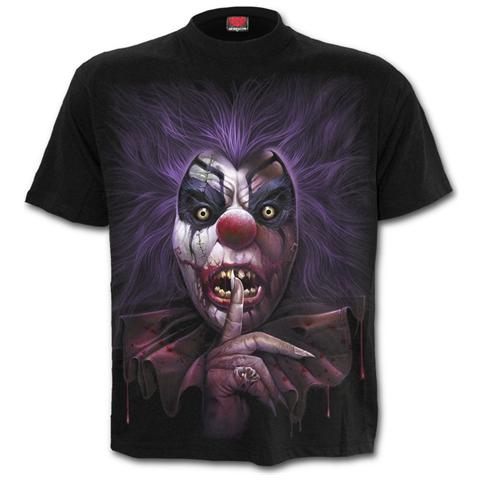 SPIRAL Madcap T-shirt Black (T-Shirt Unisex Tg. L)