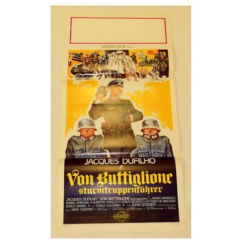 Vendilosubito Locandina Originale Del Film Von Buttiglione Sturmtruppenfuhrer