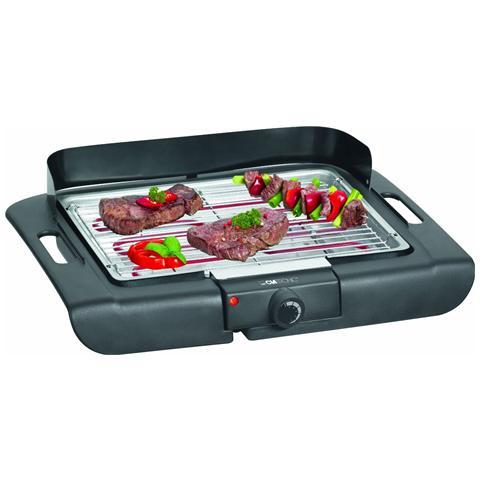 BQ 3507 Barbecue da Tavolo Potenza 2000 Watt
