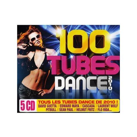 WARNER BROS 100 Tubes Dance 2010 (5 Cd)