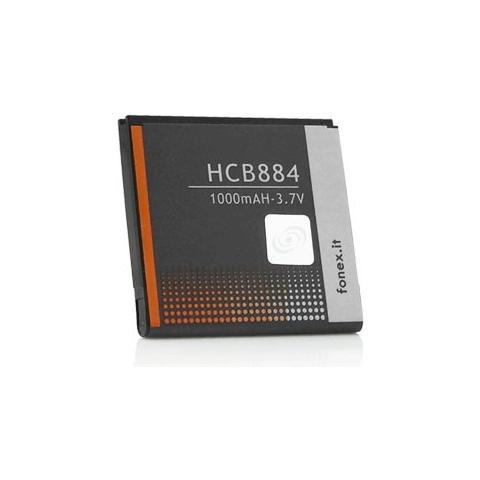 FONEX Batteria Li-Ion High Capacity 1000 mAh per Samsung S5530