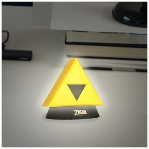 TimeCity Zelda - Triforce 3D (Lampada)