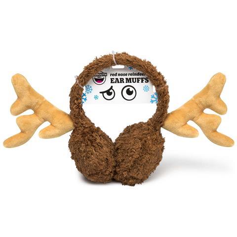 Big Mouth Gonfiabili Bmny-0031 - Ear Muff Reindeer