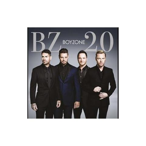 WARNER BROS Cd Boyzone - Bz20