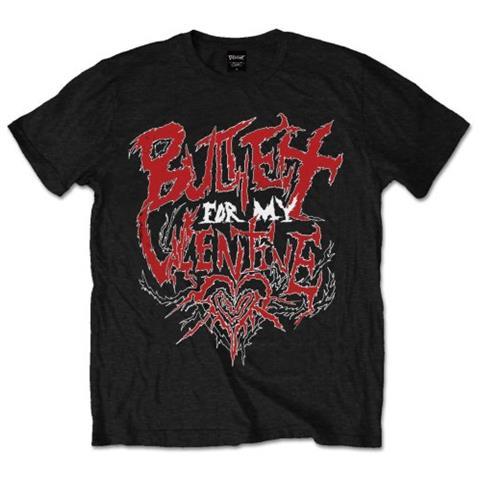 ROCK OFF Bullet For My Valentine - Doom (T-Shirt Unisex Tg. S)