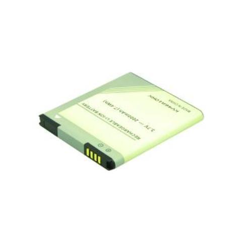 2POWER 2-Power MBI0126A, 2000 mAh, Navigator / Handheld mobile computer / Mobile phone, Ioni di litio, 5,6 cm, 5,1 cm, 6 mm