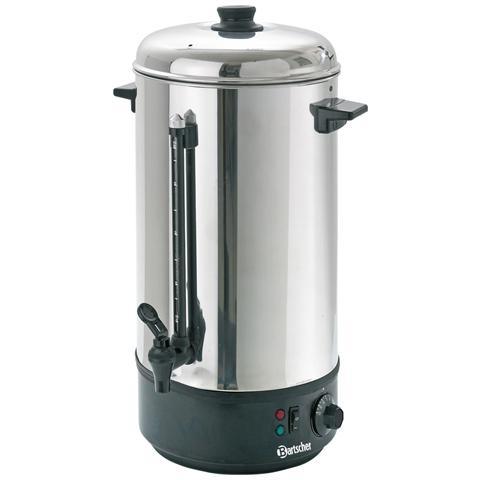 Dispenser erogatore elettrico bevande calde capacità 10 litri 200054