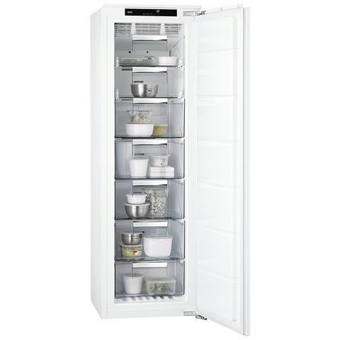 Congelatore Verticale ABE81826NC da Incasso Classe A++ Capacità Netta 204 Litri