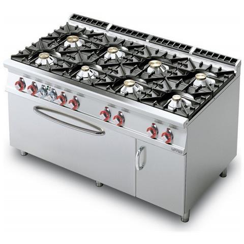 Cucina A Gas Professionale Afp / Cf8-916gev