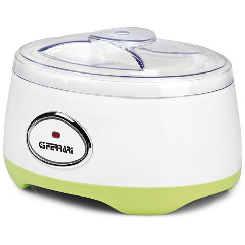 G1005200 Yogurtiera Capacità 1 Litro Colore Bianco / Verde