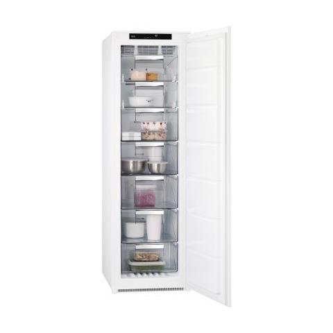 Congelatore No Frost Incasso Verticale ABE81816NS Capacita 204L Bianco