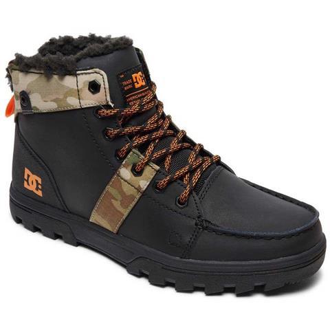 DC SHOES - Stivali E Stivaletti Dc Shoes Woodland Scarpe Uomo Eu 44 1 2 -  ePrice 8b62a06650c