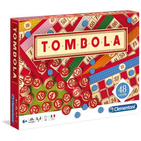 CLEMENTONI 16557 - Tombola