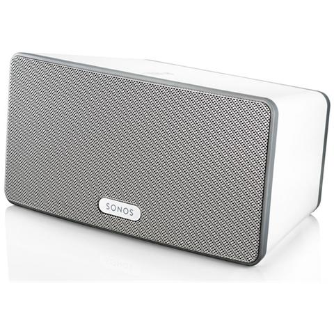 SONOS Speaker Audio Wireless PLAY: 3 Wi-Fi colore Bianco