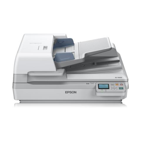 Workforce DS-70000N Scanner Piano Fisso A4 a Colori Ethernet