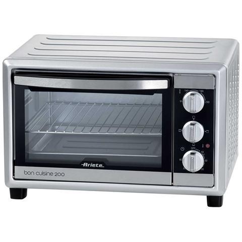 Bon Cuisine 200 Fornetto Elettrico 20 Litri Potenza 1380 Watt