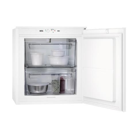 Congelatore Verticale ABB66011AS da Incasso Classe A+ Capacità Netta 47 Litri