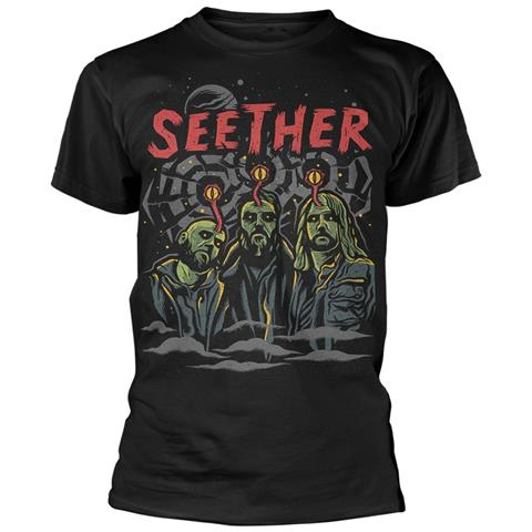 PHM Seether - Mind Control Ts - Disponibile dal 21/05/2018