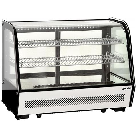700203G Vetrinetta refrigerata per alimenti 160 litri 2-12 C