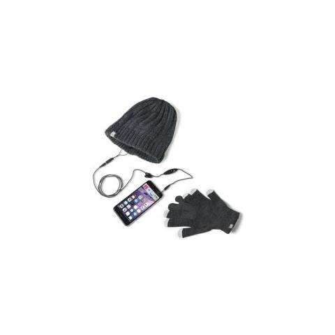 CELLY Stereo Cap Gloves Grey