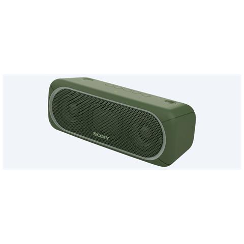SONY Speaker Portatile SRS-XB30 Bluetooth NFC – Verde