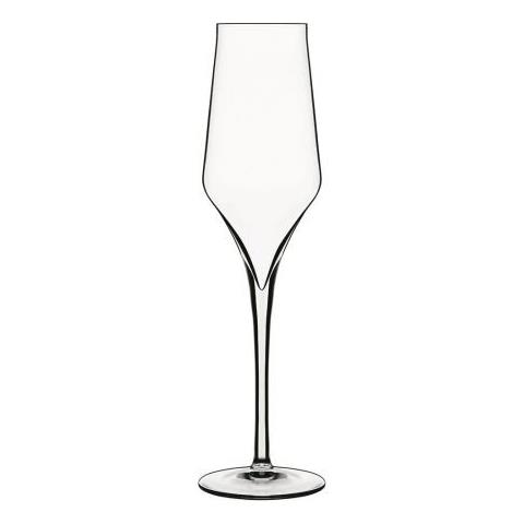 Bormioli Luigi Supremo Champagne - Stemware (champagne Flute, Home, Transparent, Glass, Clear, Box)