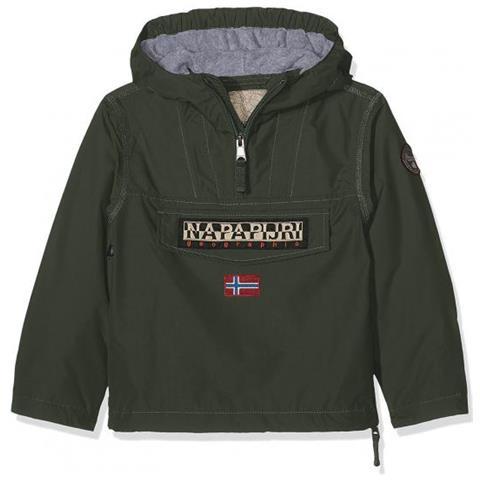 Napapijri - K Rainforest Jackets 1 Caper Giacca Bimbo Tg. Anni 10a - ePrice b6170dda9137