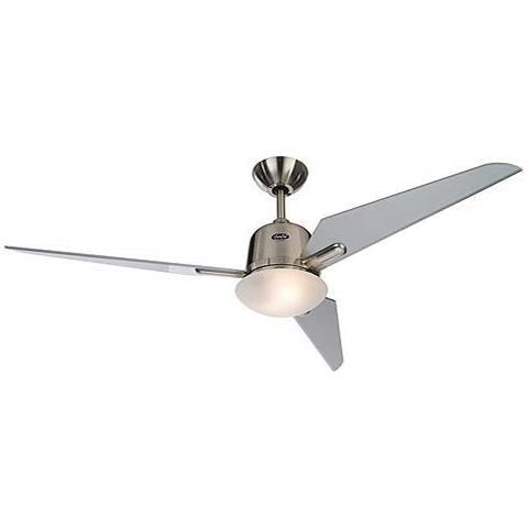 Eco Aviatos 132, Ventilatore, - Grigio Cromato