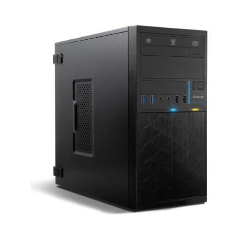 Image of PC Desktop Assemblato I3NX9100WPRO8GB Intel Core i3-9100 3,6 GHz Ram 8GB SSD 256GB 4x USB 3.1 Windows 10 Pro