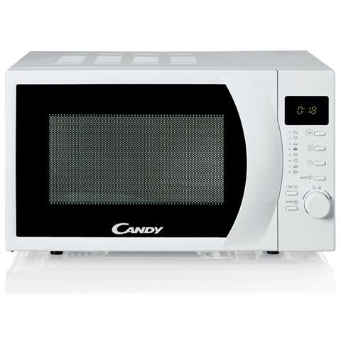 CMW2070DW Forno a Microonde Potenza 700 Watt Capacità 20 Litri Colore Bianco