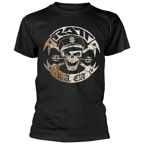 PHM Ratt - Vintage Ratt Biker (T-Shirt Unisex Tg. S)