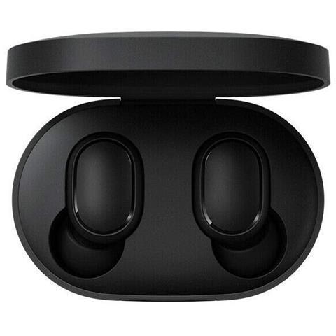 XIAOMI Mi True Wireless Earbuds Auricolari Bluetooth Stereo Impermeabili con Custodia di Ricarica Colore Nero