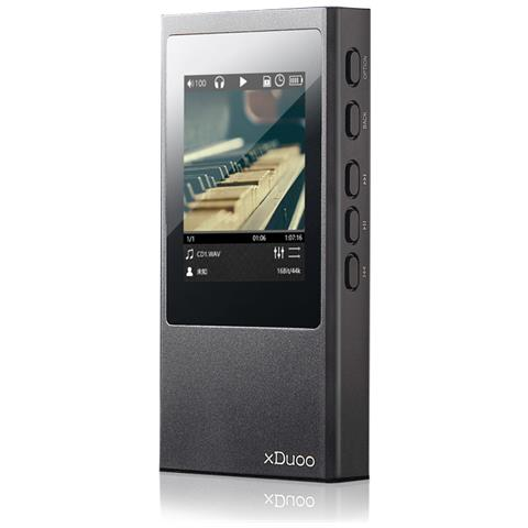 Image of X20 Lossless Lettore Musicale Portatile Bluetooth Hifi Lettore Mp3 Balance Out