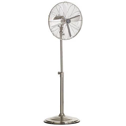 Satin Metal Breeze, Ventilatore,