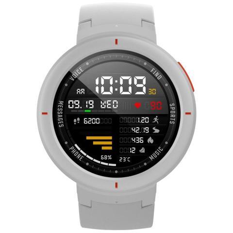 Smartwatch Huami Amazfit Verge Impermeabile Display OLED 1.3'' GPS attivià fisica Cardiofrequenzimetro Notifiche Bianco – Recensioni e opinioni