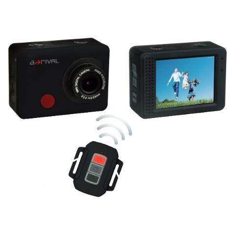 A-RIVAL AQN6R, 1920 x 1080 Pixel, 1080p, Micro-USB, MicroSD (TransFlash) , USB, Full HD