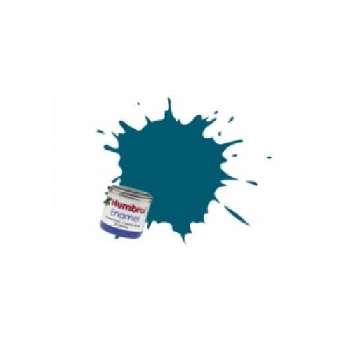 humbrol Enamel No 230 Pru Blue - Matt (14 ml)