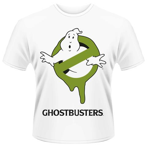 PLASTIC HEAD Ghostbusters - Logo Slime (T-Shirt Unisex Tg. M)