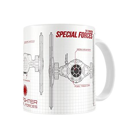 Tazza Star Wars Episode Vii Mug Special Forces