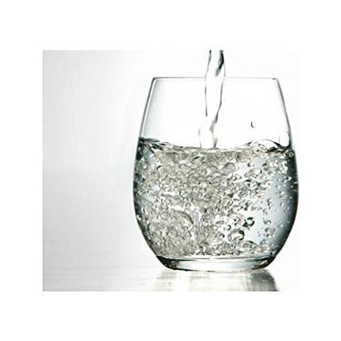 Bicchiere Acqua Palace Bormioli Luigi In Vetro Cl 40, In Confezione Da 6 Pezzi