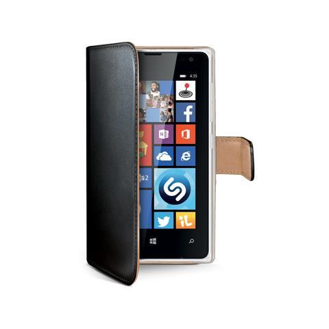 CELLY Wally Case For Lumia 435 Bk