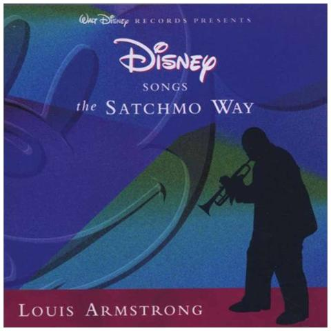 WALT DISNEY Louis Armstrong - Disney Songs The Satchmo Way