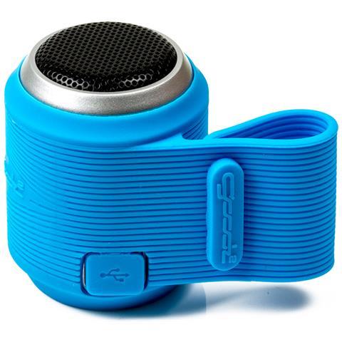 cvilux Mini Altoparlante Bluetooth, Altoparlante Portatile Senza Fili, Altoparlante Compatibile Con Apple, Android - Blu