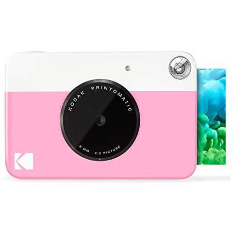 Printomatic Digitale Istantanea Camera - Full Color Stampe Su Zink 2 X 3 Pollici Sticky-ba...